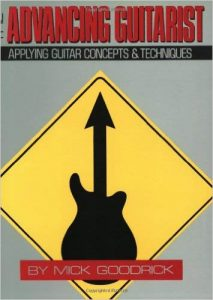 The Advancing Guitarist: Highly Recommended & Enlightening