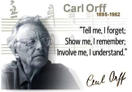 Carl Orff- A Beautiful Mind.
