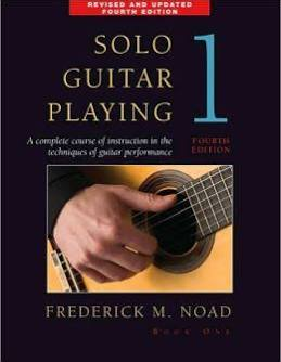 Solo Guitar Playing by Frederick Noad