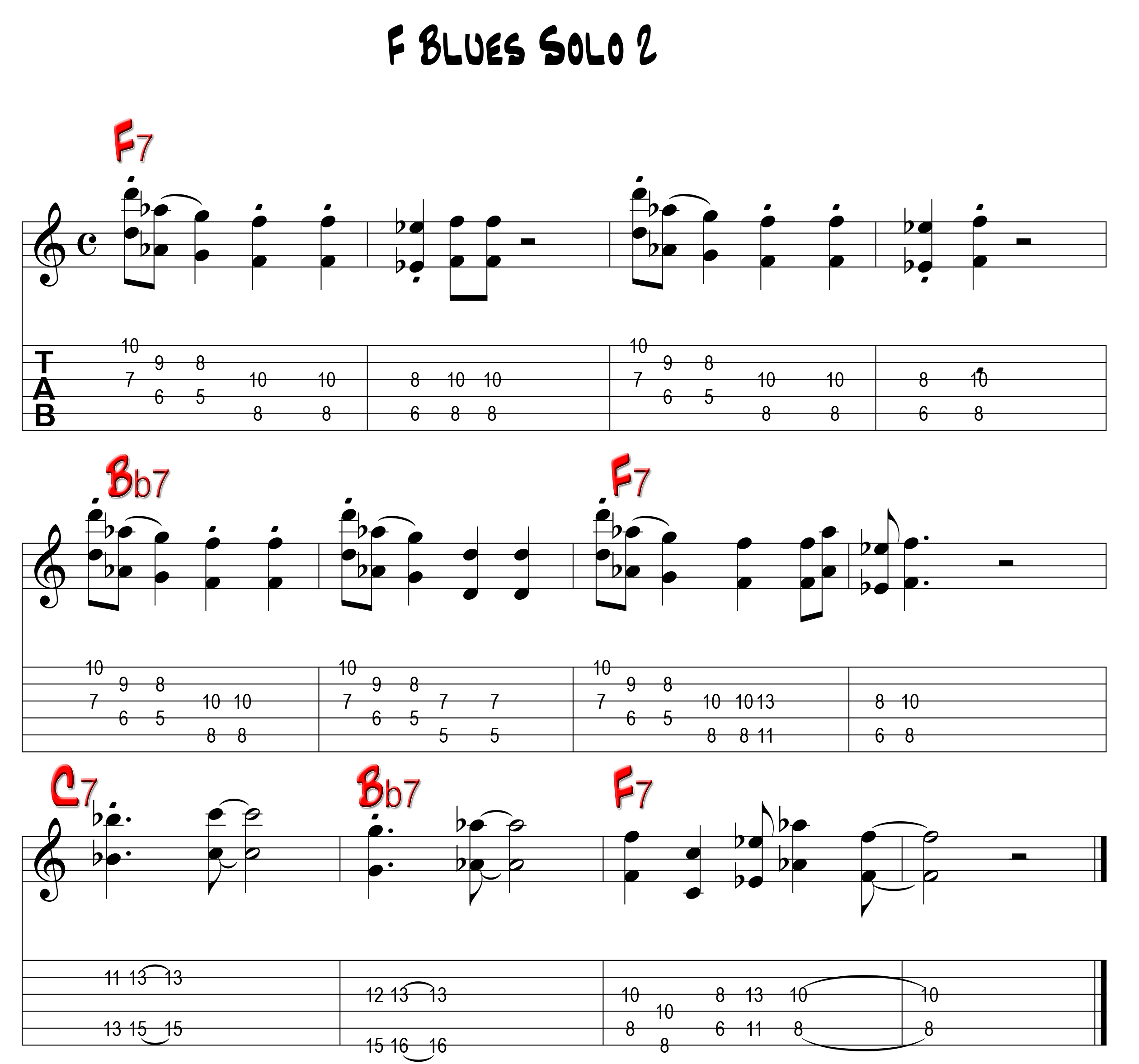 F Blues Solo2.musx
