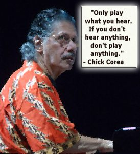 Pic Tim Dickeson 14-07-2010 Chick Corea (Piano), Roy Haines (Drums), Kenny Garrett (Sax), Christian McBride (Bass)